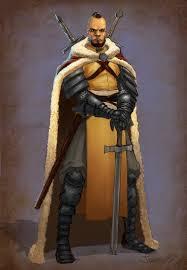Shienar warrior