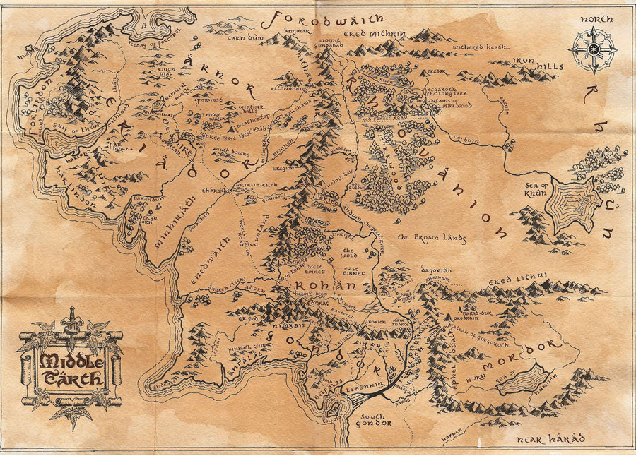 Why the Lord of the Rings is still such a great book  Historical