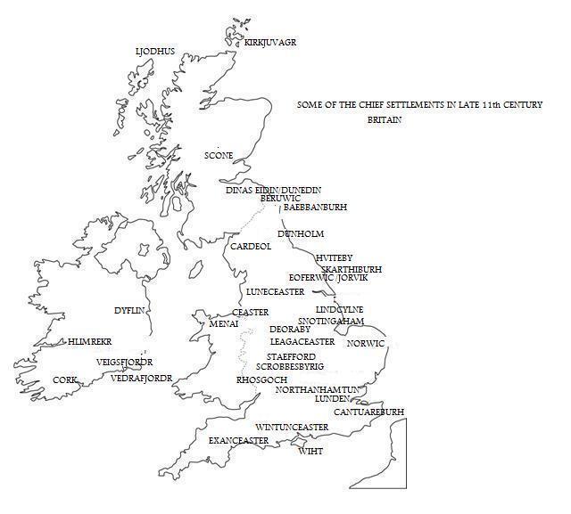 ANGSAX Britain pre 1066