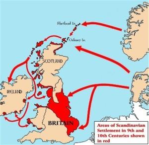 ANGSAX Scandinavian influx