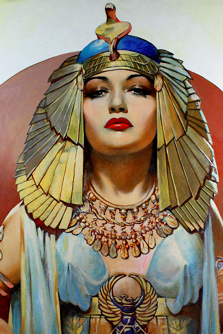 Henry_Clive-Cleopatra-lrg_pulpcovers.com