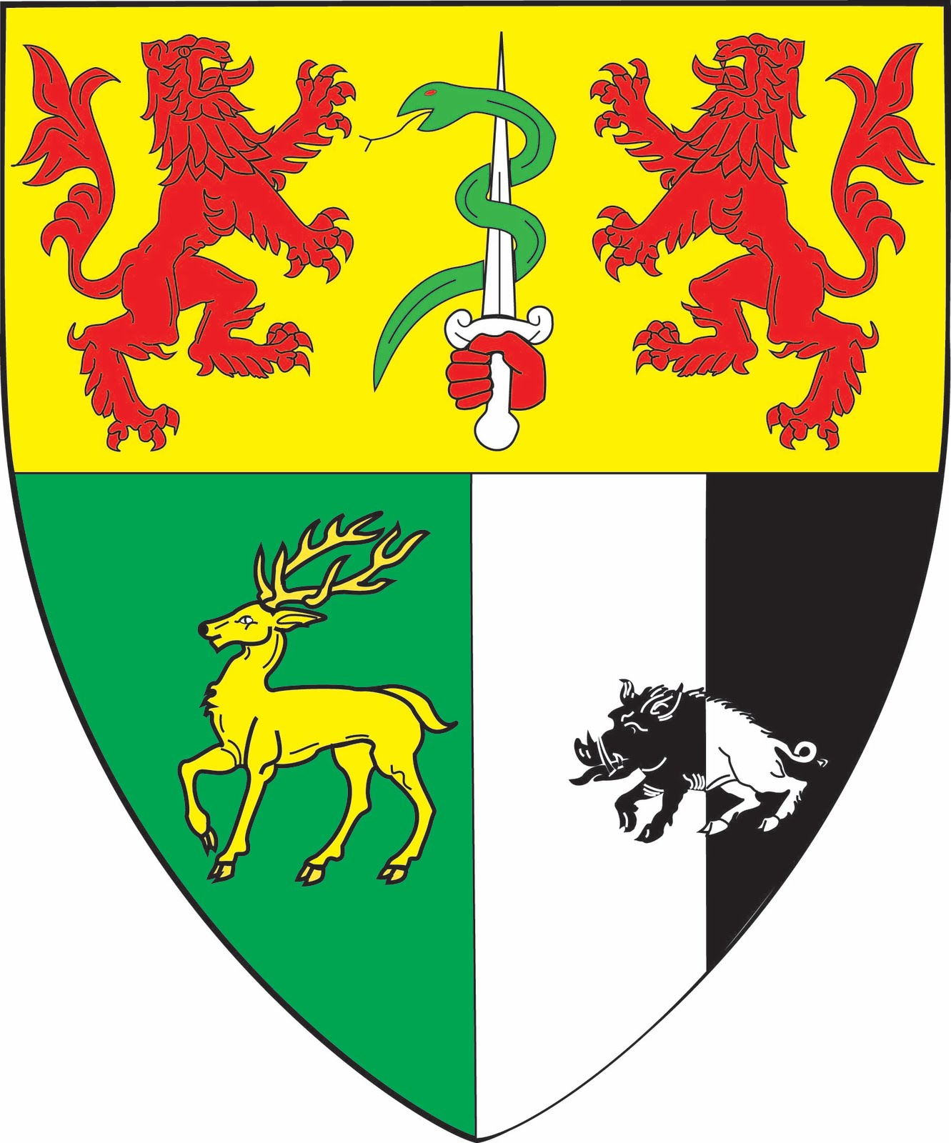 1000000 family names and coat of arms surnamesorg - HD 1331×1600