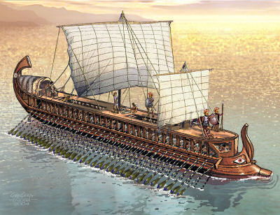 greek-triremes_someinterestingfacts-net